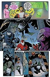 Uncanny Inhumans (2015-2017) #14