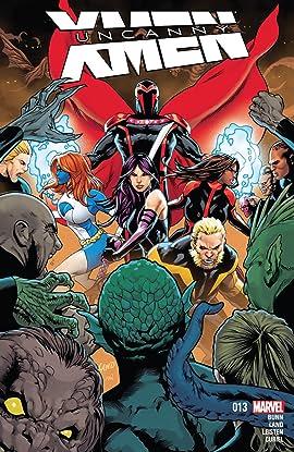 Uncanny X-Men (2016-2017) #13