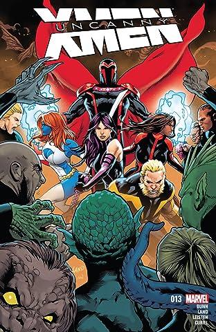 Uncanny X-Men (2016-) #13