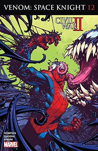 Venom: Space Knight (2015-) #12
