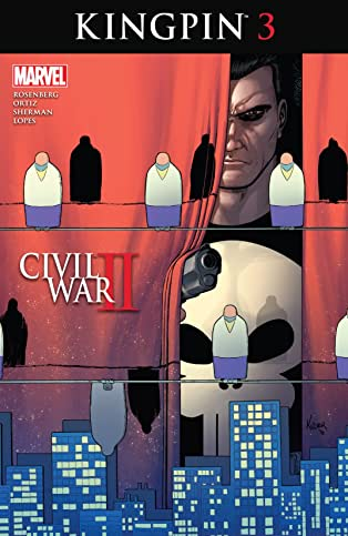 Civil War II: Kingpin (2016) #3 (of 4)