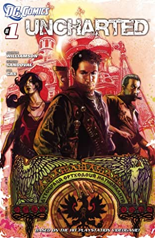 Uncharted #1 (of 6)