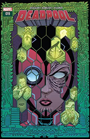 Deadpool (2015-2017) #19