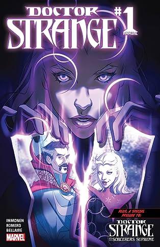 Doctor Strange (2015-2018) Annual #1