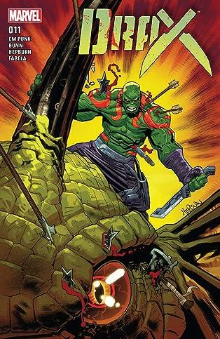 Drax (2015-) #11
