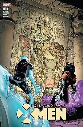 Extraordinary X-Men (2015-2017) #14