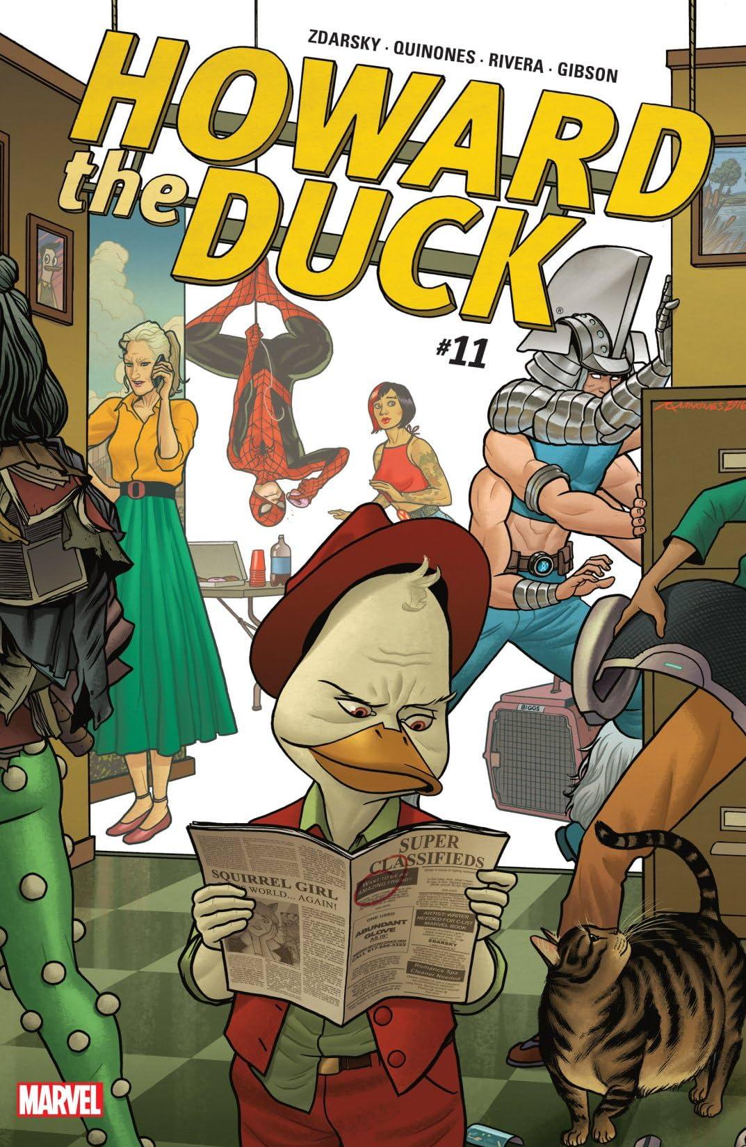 Howard The Duck (2015-2016) #11