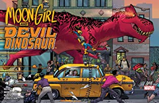 Moon Girl and Devil Dinosaur (2015-) #11