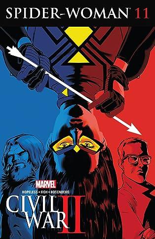Spider-Woman (2015-2017) #11