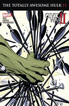 The Totally Awesome Hulk (2015-2017) #11