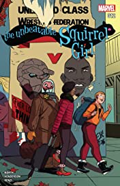 The Unbeatable Squirrel Girl (2015-) #12