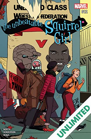 The Unbeatable Squirrel Girl (2015-2019) #12