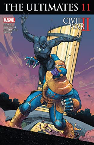 Ultimates (2015-) #11