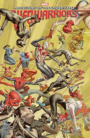 Web Warriors (2015-) #11