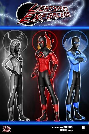 Lightspeed Enforcers: Speeds of Fate #1