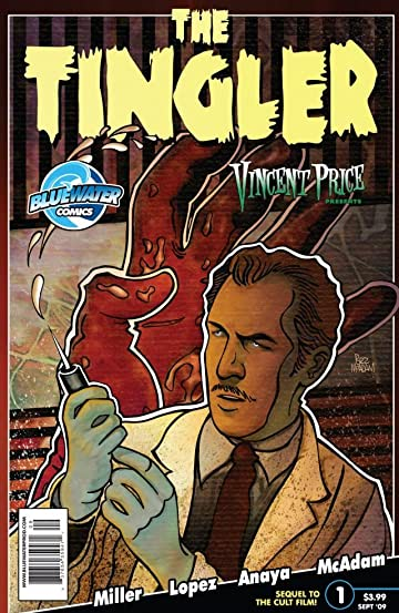 Vincent Price Presents: The Tingler #1 (of 2)