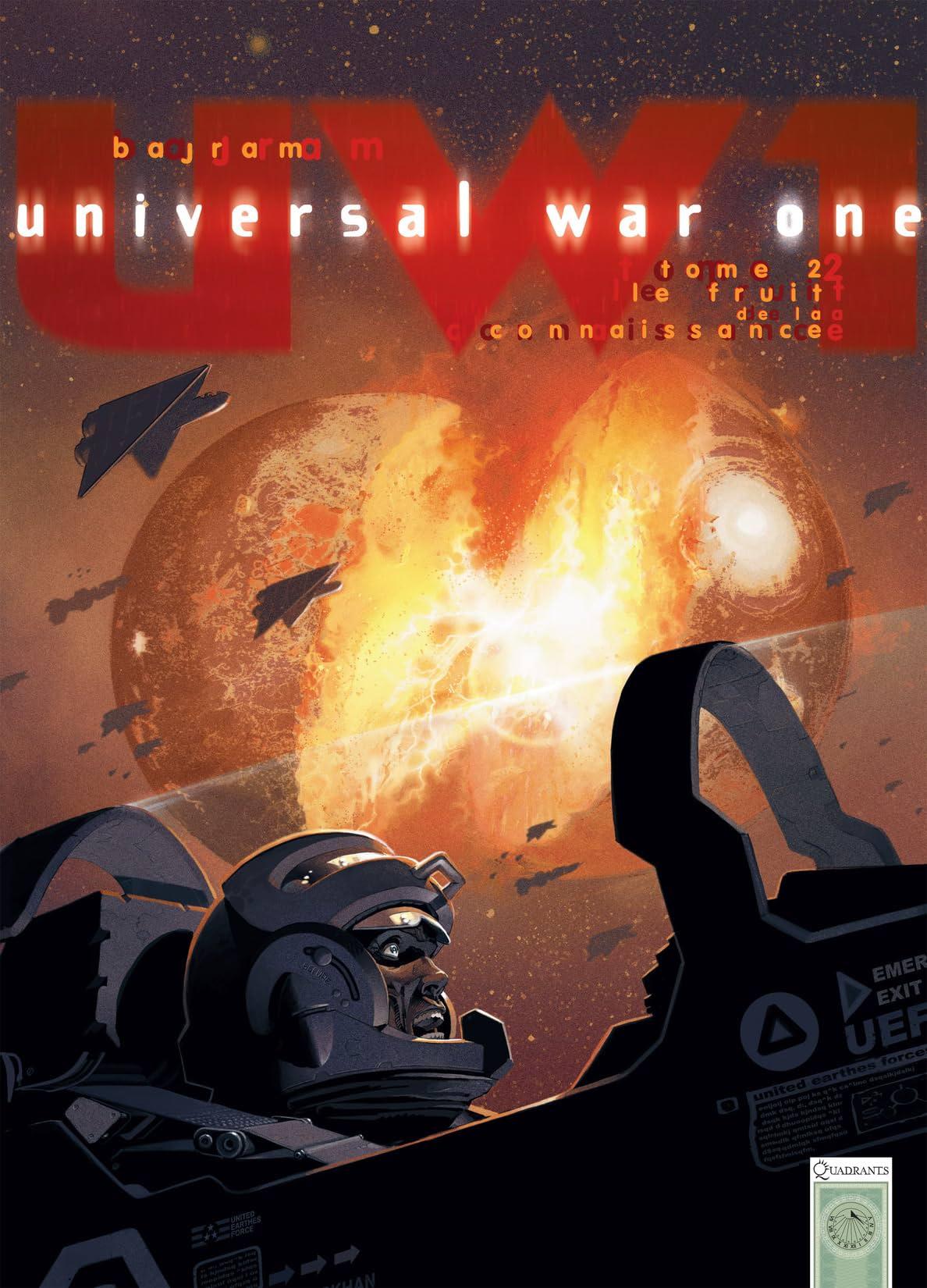 Universal War One Vol. 2: Le fruit de la connaissance