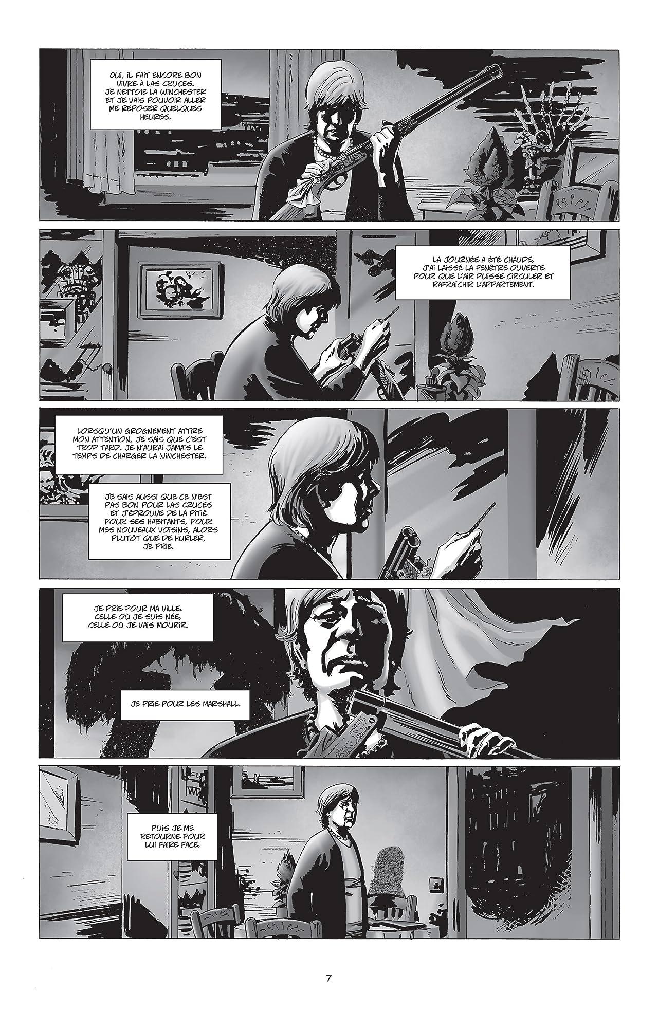 World War Wolves Vol. 2: Autrefois un homme, aujourd'hui un loup