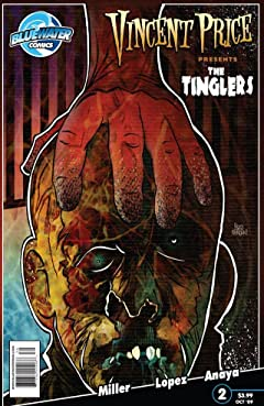 Vincent Price Presents: The Tingler #2 (of 2)