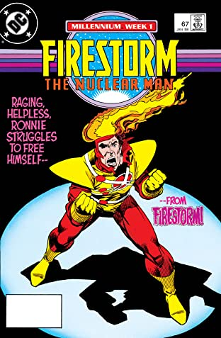Firestorm: The Nuclear Man (1982-1990) #67