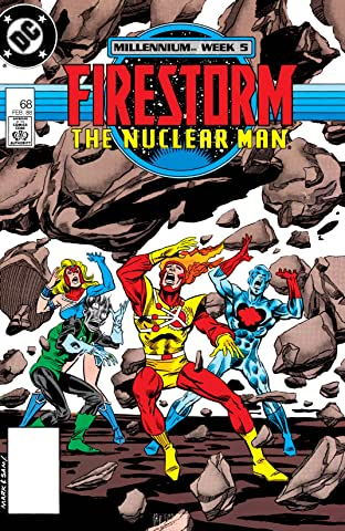 Firestorm: The Nuclear Man (1982-1990) #68