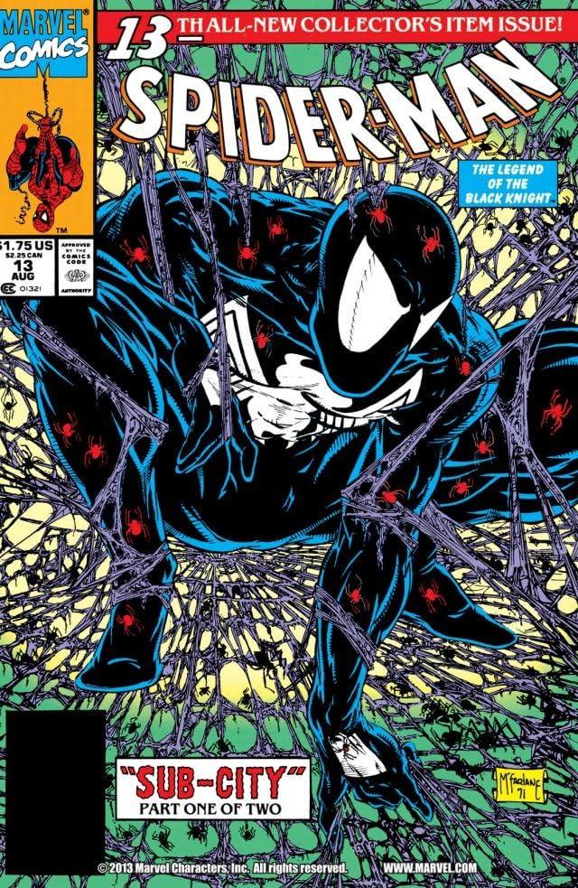 Spider-Man (1990-1998) #13