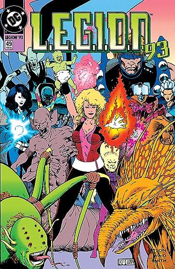 L.E.G.I.O.N. (1989-1994) #49