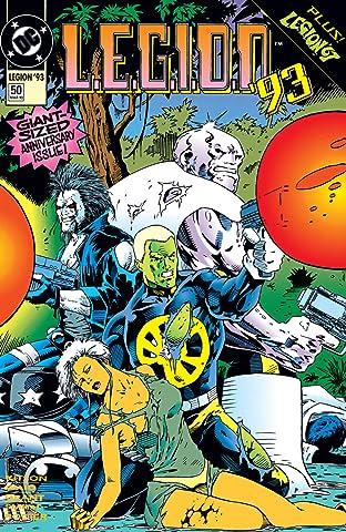 L.E.G.I.O.N. (1989-1994) #50