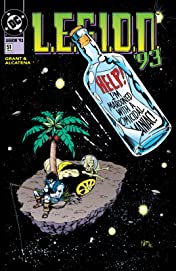 L.E.G.I.O.N. (1989-1994) #51