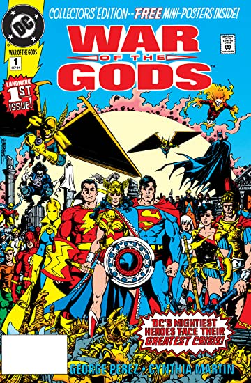 The War of the Gods (1991) #1