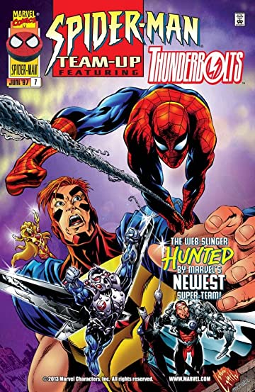 Spider-Man Team-Up (1995-1997) #7