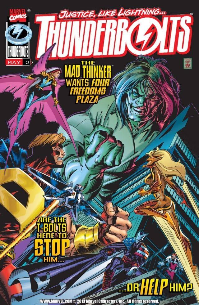 Thunderbolts (1997-2003) #2