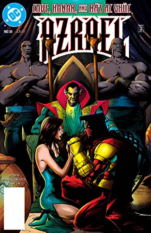 Azrael: Agent of the Bat (1995-2003) #30