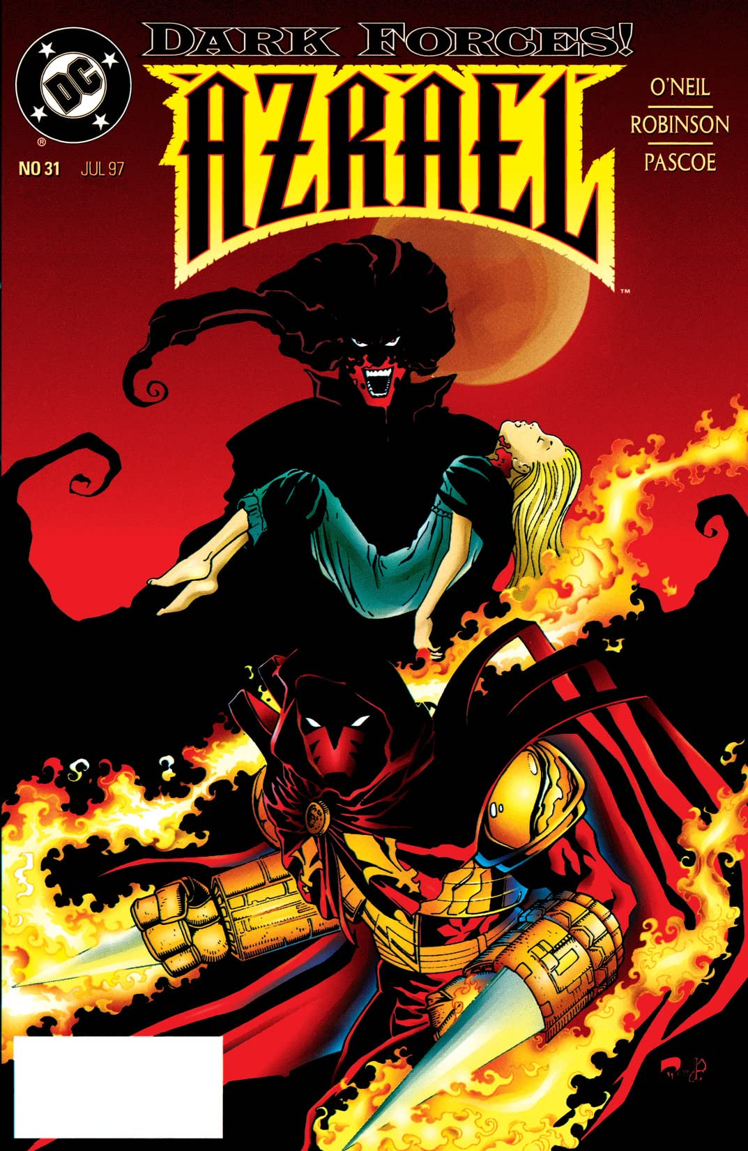 Azrael: Agent of the Bat (1995-2003) #31