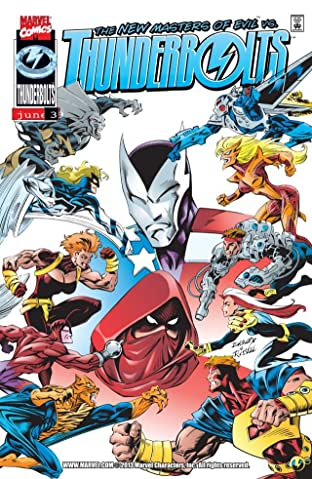 Thunderbolts (1997-2003) No.3