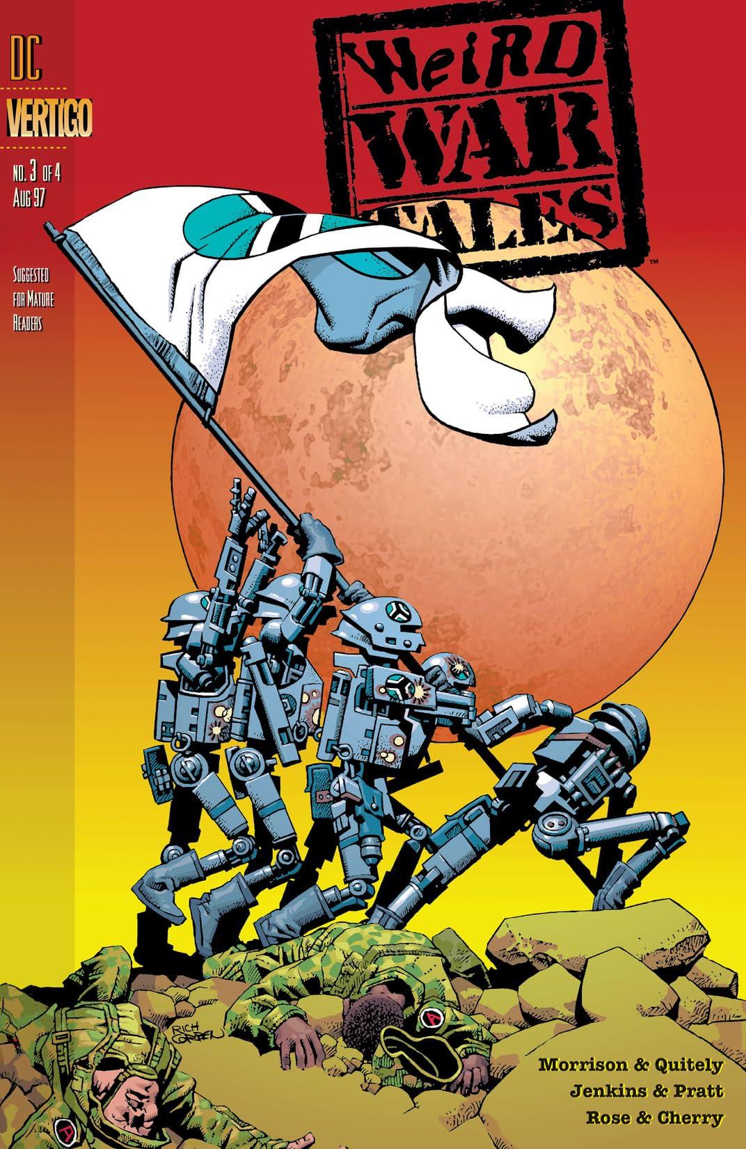 Weird War Tales (1997) #3