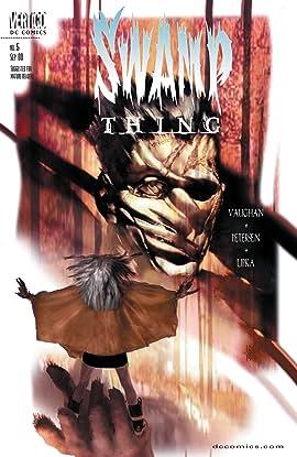 Swamp Thing (2000-2001) #5