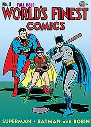 World's Finest Comics (1941-1986) #3