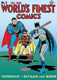 World's Finest Comics (1941-1986) No.3