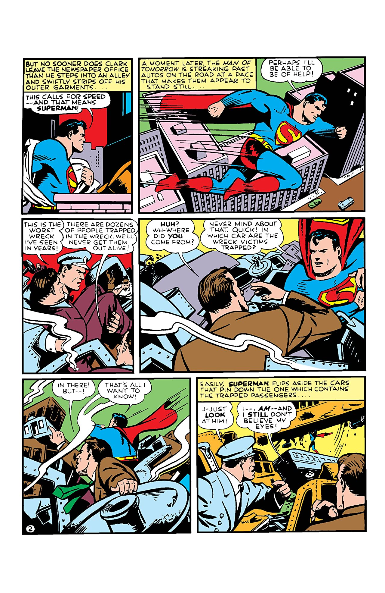 World's Finest Comics (1941-1986) #3
