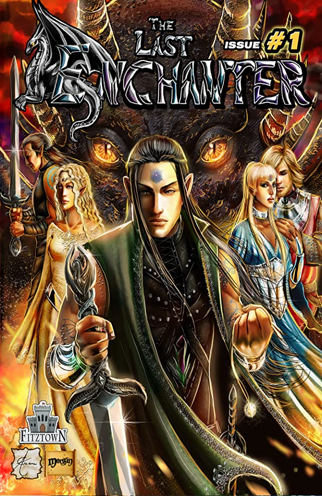The Last Enchanter #1