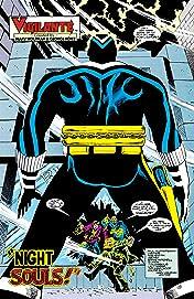 Vigilante (1983-1988) #22