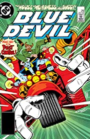 Blue Devil (1984-1986) #29