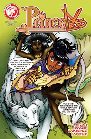 Princeless Vol. 2 #2 (of 4)