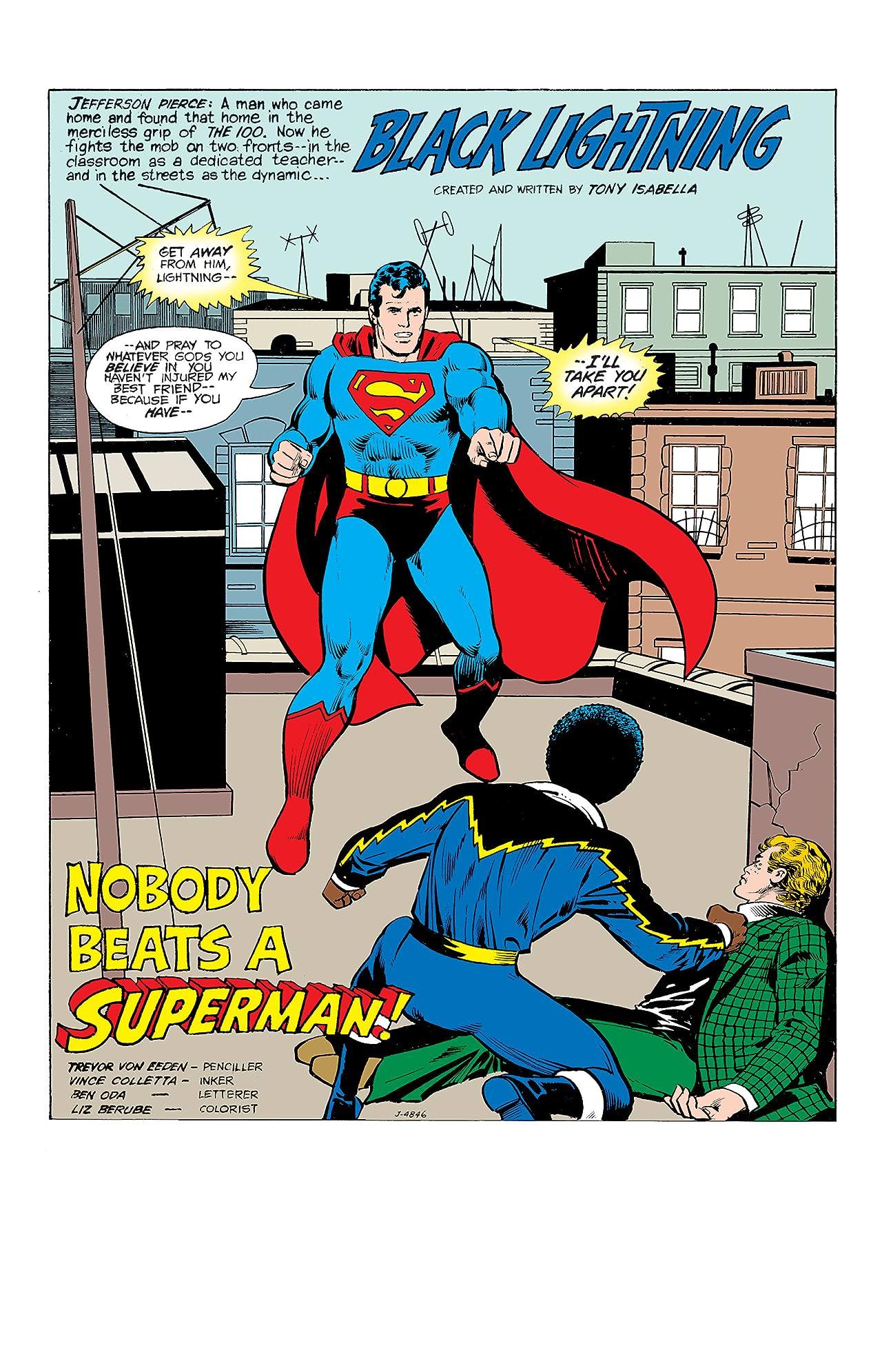 Black Lightning (1977-1978) #5
