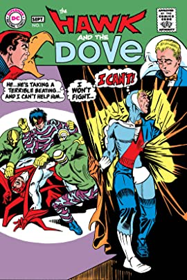 The Hawk and the Dove (1968-1969) #1