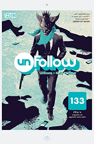 Unfollow (2015-2017) No.10