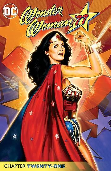 Wonder Woman '77 (2015-2016) #21