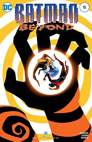 Batman Beyond (2015-2016) #15