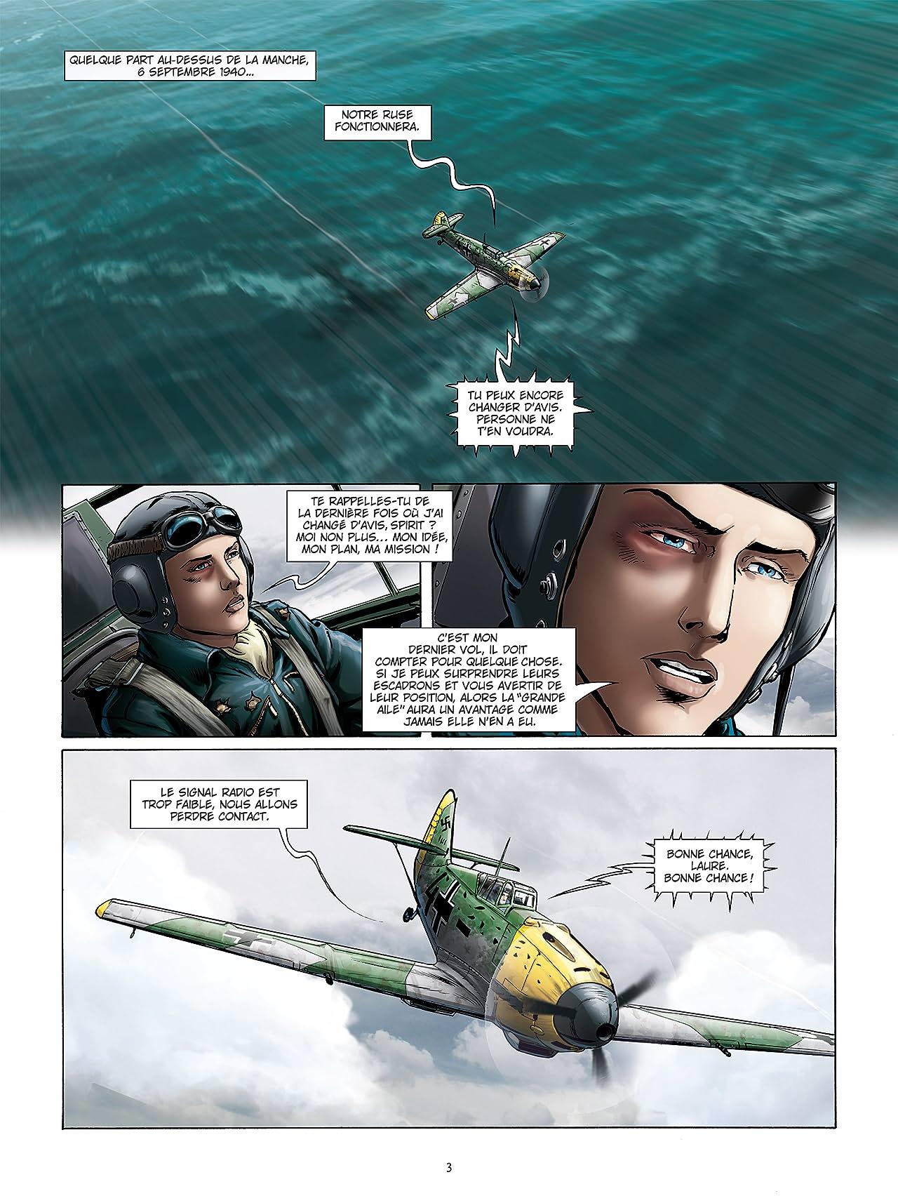 Lady Spitfire Vol. 3: Une pour tous et tous pour elle